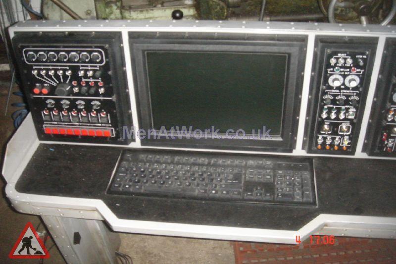 Control Unit With Monitors - Unit 1 b