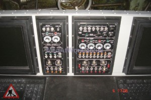 Control Unit With Monitors - Unit 1 c