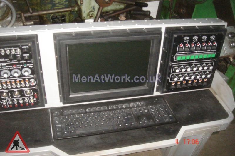 Control Unit With Monitors - Unit 1 d