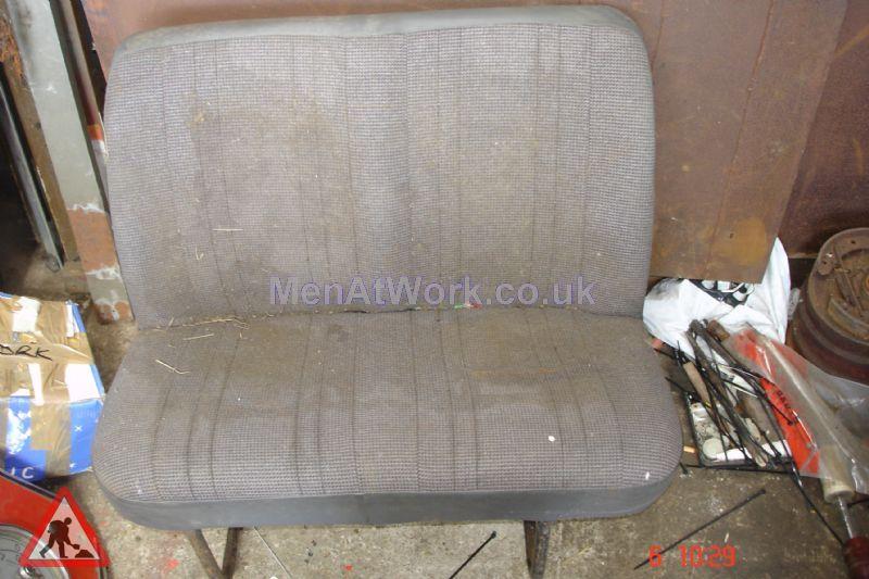 Van Seats - VAN SEAT DOUBLE 1