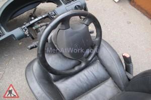 Steering Wheel - Various Car Seats