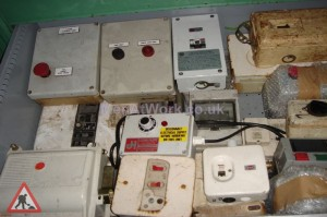 Various Electrical Switch Boxes - Various Electric Switch Boxes (5)