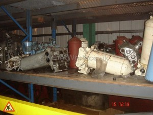 Various Engine Parts - Various Engine Parts