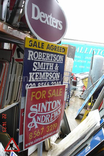 Various Estate Agent Signs - Various Estate Agent Signs