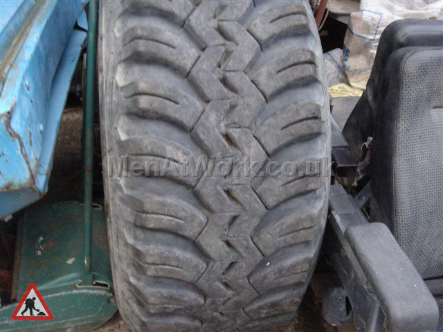 Car Tyres - Very Large Tyre