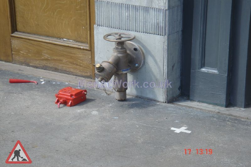 Wall Mounted Fire Hydrant - Wall MountedFire Hydrant