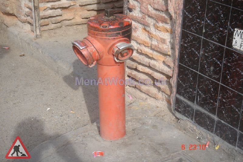 Water hydrant - Water hydrant