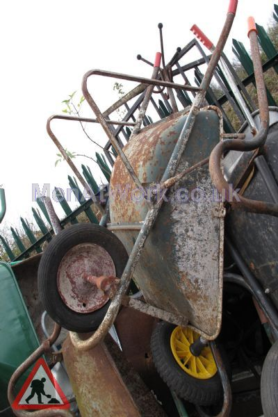 Wheelbarrows - Wheelbarrows-rusted2