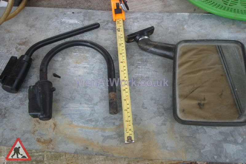 Bus Wing Mirror And Arms - Wing Mirror Arms