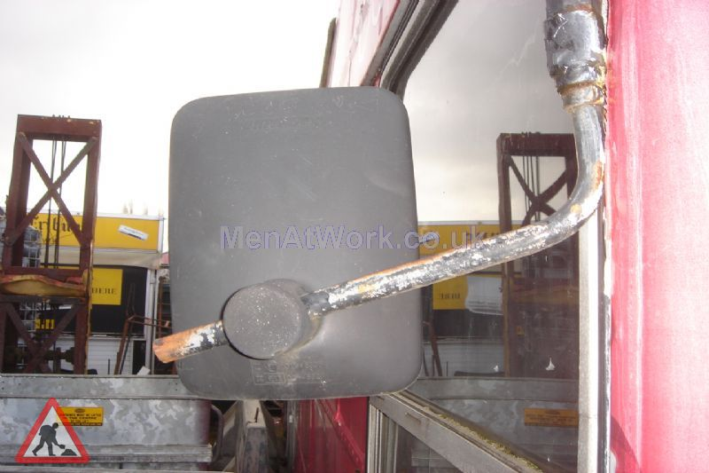 Bus Wing Mirror And Arms - Wing Mirrow