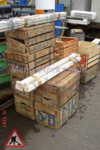 Wooden Food Crates - Wooden Crates