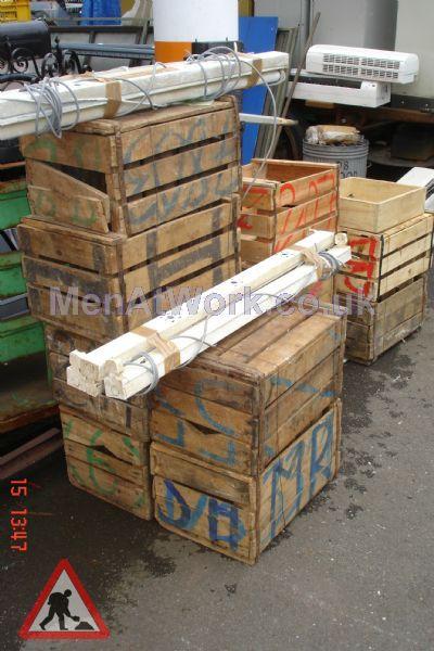 Wooden Food Crates - Wooden Crates