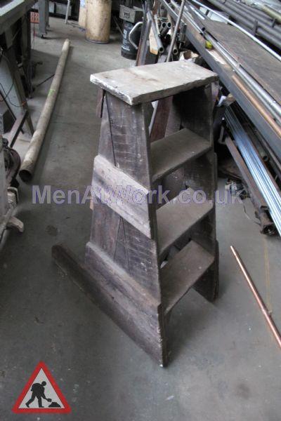 Wooden Steps - Wooden Steps