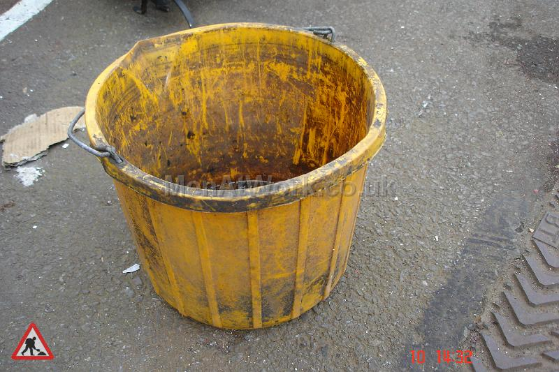 Assorted Buckets - YELLOW BUCKET