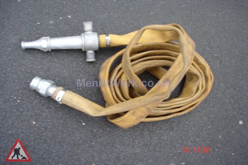 Yellow Fire Hose - Yellow Fire Hose (2)