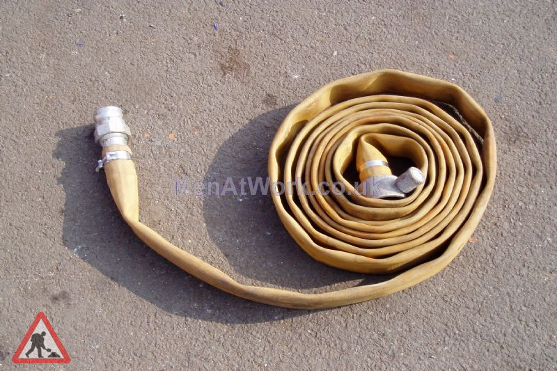 Yellow Fire Hose - Yellow Fire Hose (4)