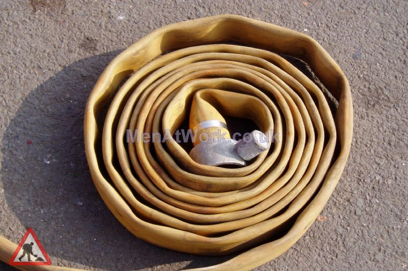 Yellow Fire Hose - Yellow Fire Hose