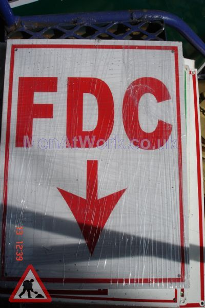 American Fire Signs - FDC