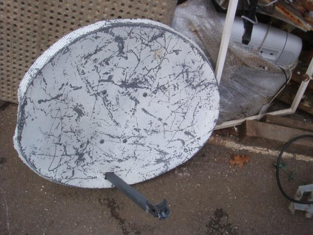 Satellite - Battered