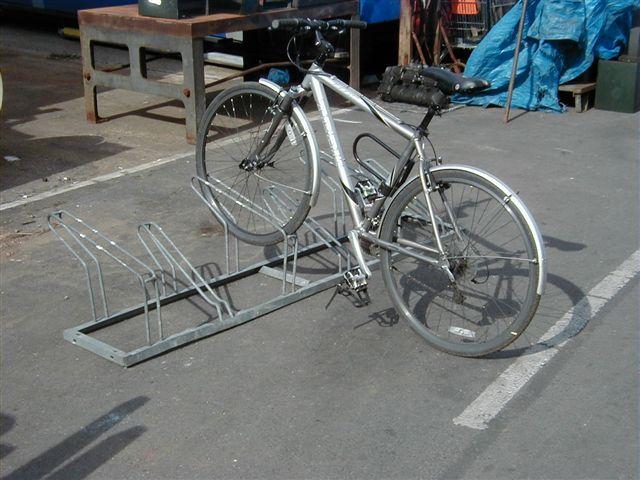 Bike rack - bike rack 1