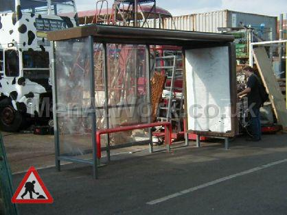 Adshell Bus Shelter Advert Size 1200 x 1800 - bus shelter