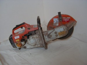 Road Workers Circular Saw - circular saw