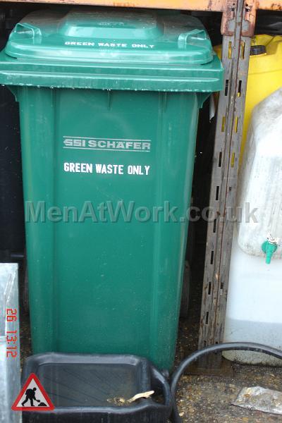 Domestic Wheelie Bin – Green - domestic wheelie bin (11)