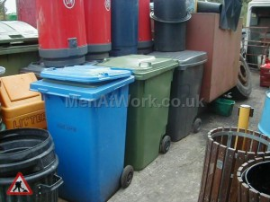 Domestic Wheelie Bin – Blue - domestic wheelie bin (2)