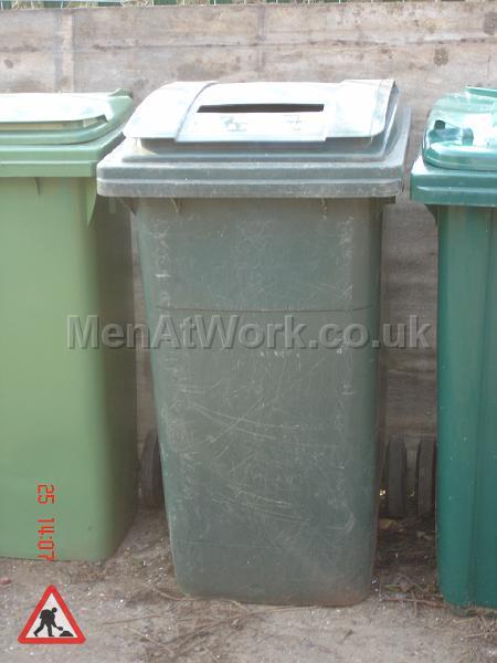 Domestic Wheelie Bin – Green - domestic wheelie bin (6)
