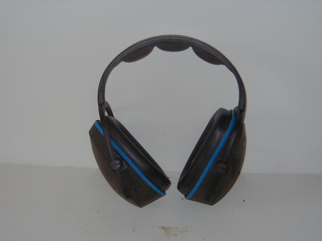 Building Site Workman Protective Clothing - ear protection