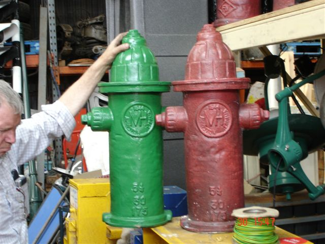 Fire Hydrants - hydrants