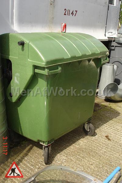 Industrial Bins Green - industrial bin green (5)