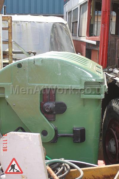 Industrial Bins Green - industrial bin green (6)