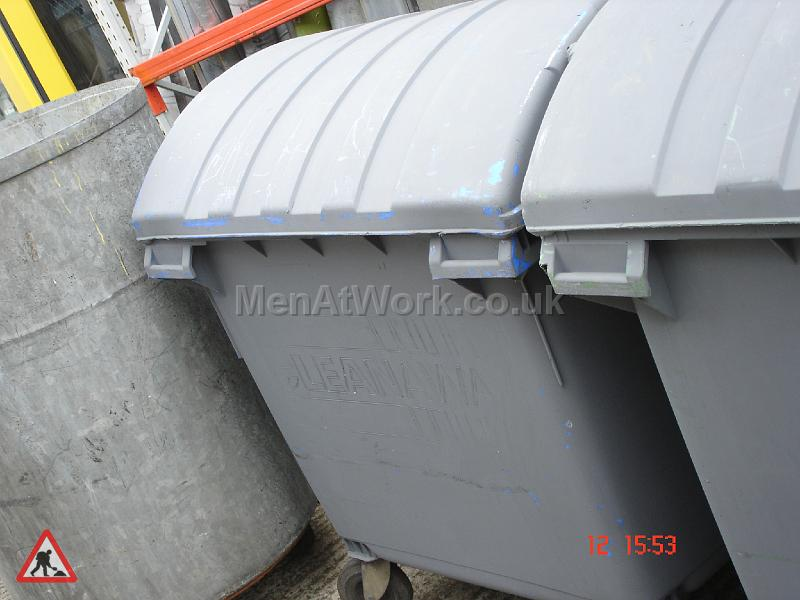 Industrial Bins Grey - industrial bin grey (2)