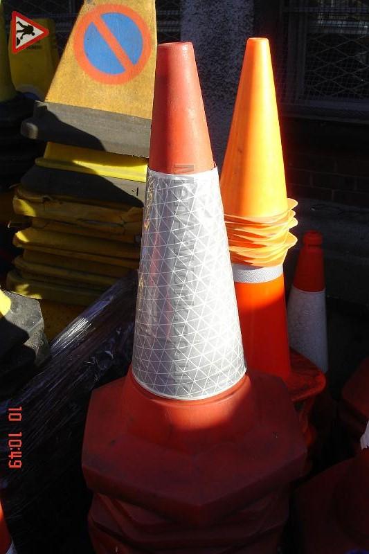Large Road Cones - large cones