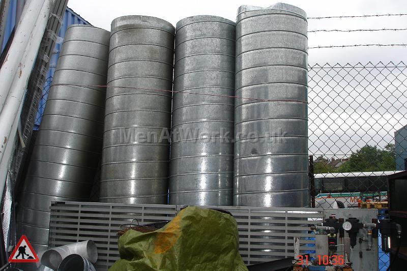 Large Ducting Parts - large ducting parts (2)