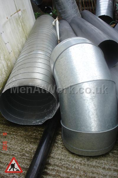 Large Ducting Parts - large ducting parts (5)