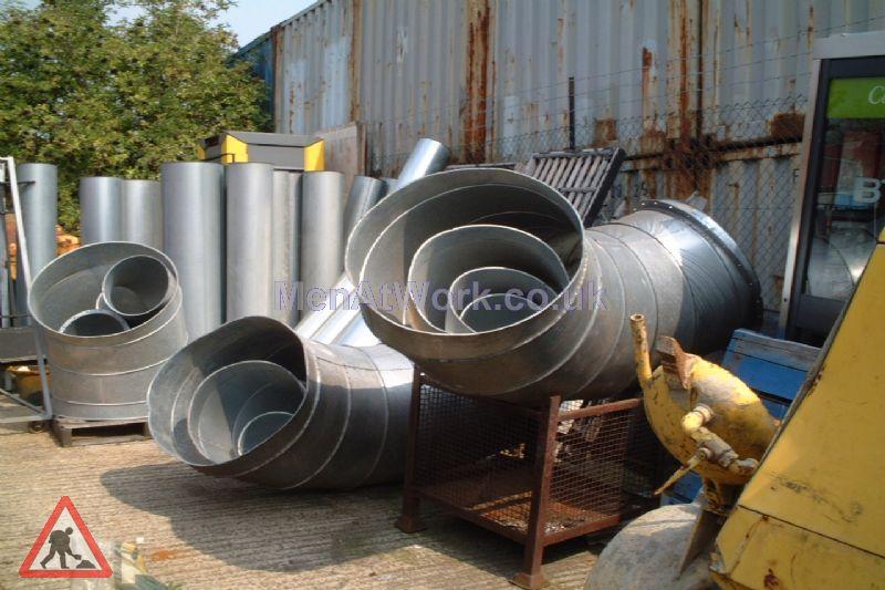 Large Ducting Parts - large ducting parts (7)