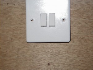 Basic Light Switch - light switch twin