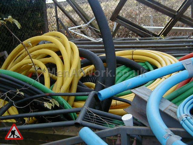 Cable Drums - medium cables and drums (10)