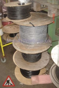 Cable Drums - medium cables and drums (14)