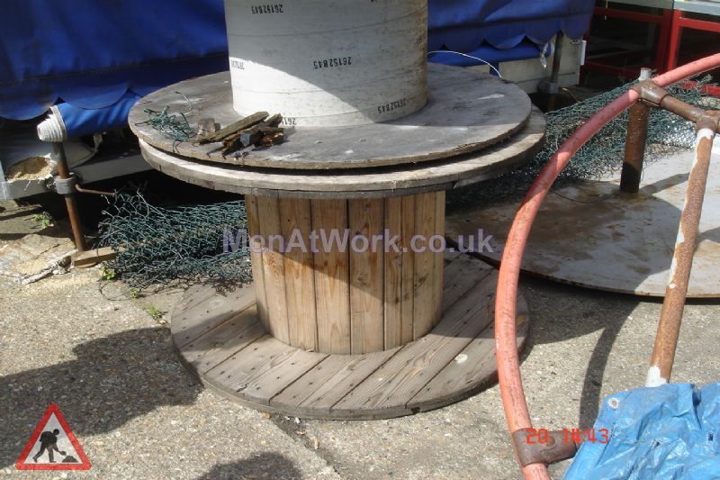 Cable Drums - medium cables and drums