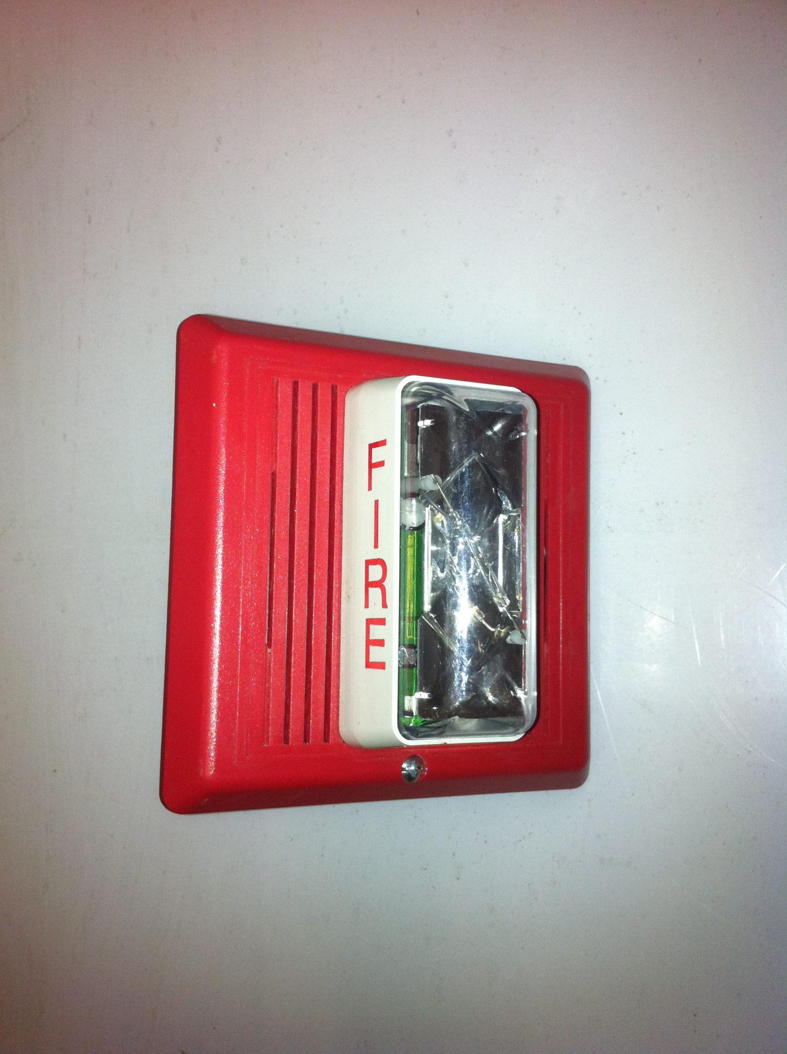 Fire Alarm - Modern Mounted