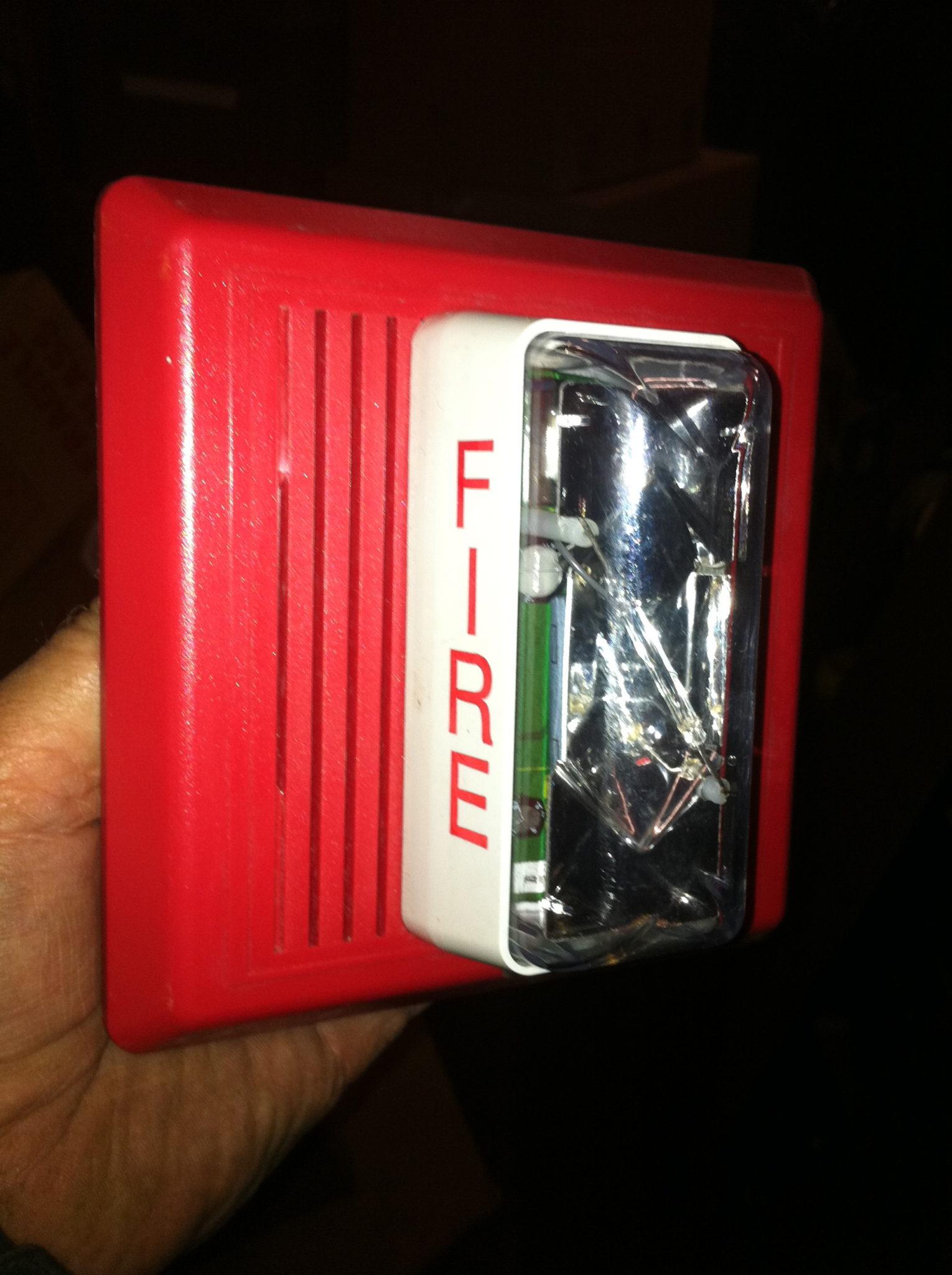 Fire Alarm - Modern