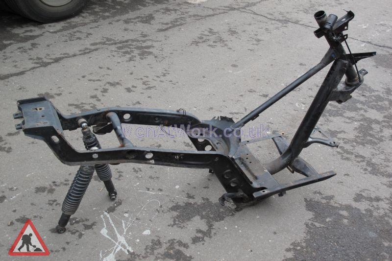 Motorbike - motorbike frame