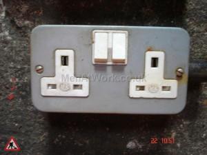 Plug Socket - plug socket metal