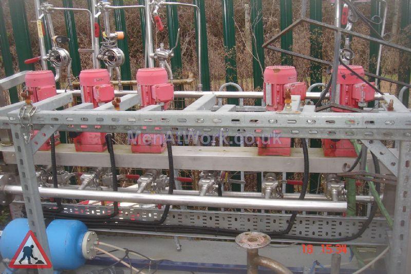 Pressure System - pressure system