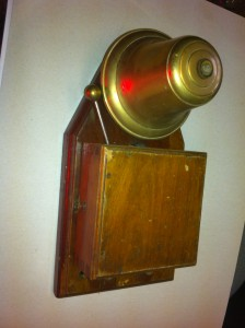 Fire Alarm - Old Single Bell