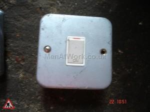 Single Industrial Light Switch - single industial light switch