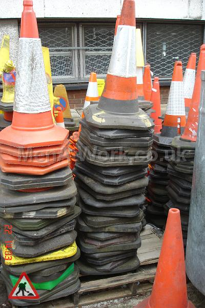 Road Cones - Varous Styles Available